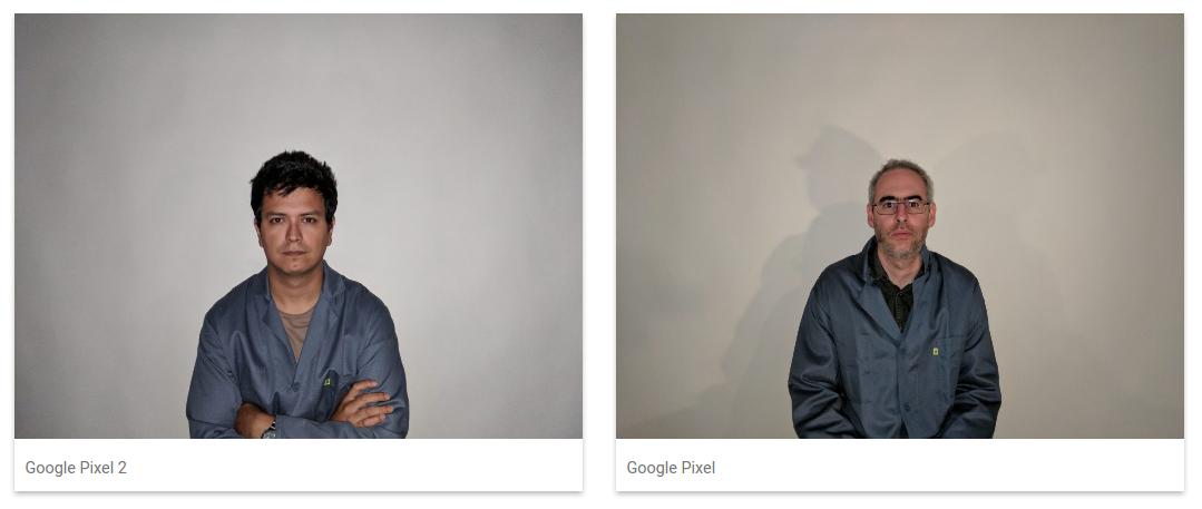 Google pixel 2 вспышка