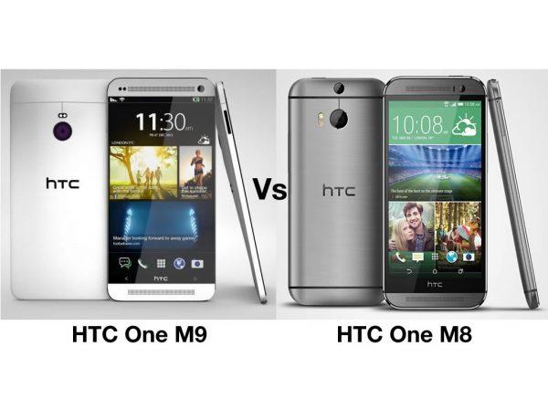 htc one m8 vs htc one m9 смартфон с двойной камерой HTC представит в 2018 году