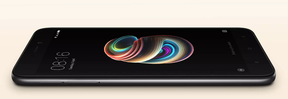 Xiaomi Redmi 5A дизайн