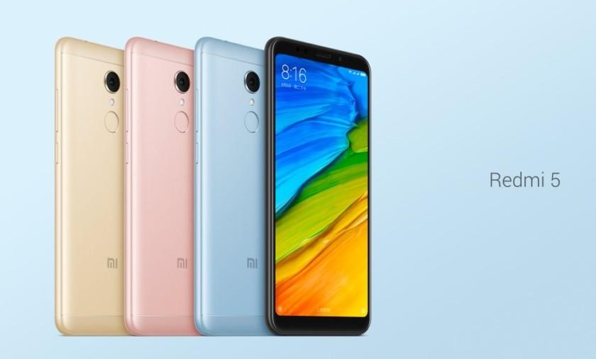 Xiaomi Redmi 5 Redmi 5 Plus обзор, технические характеристики
