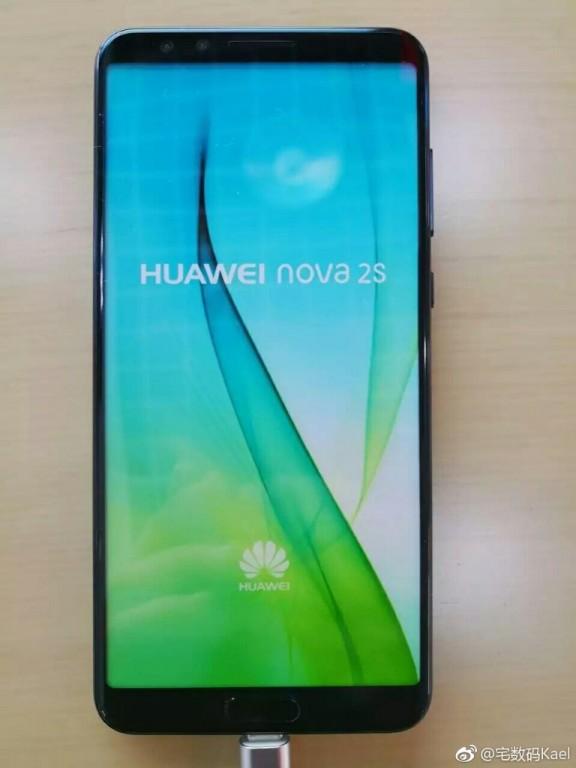 huawei nova 2S технические характеристики