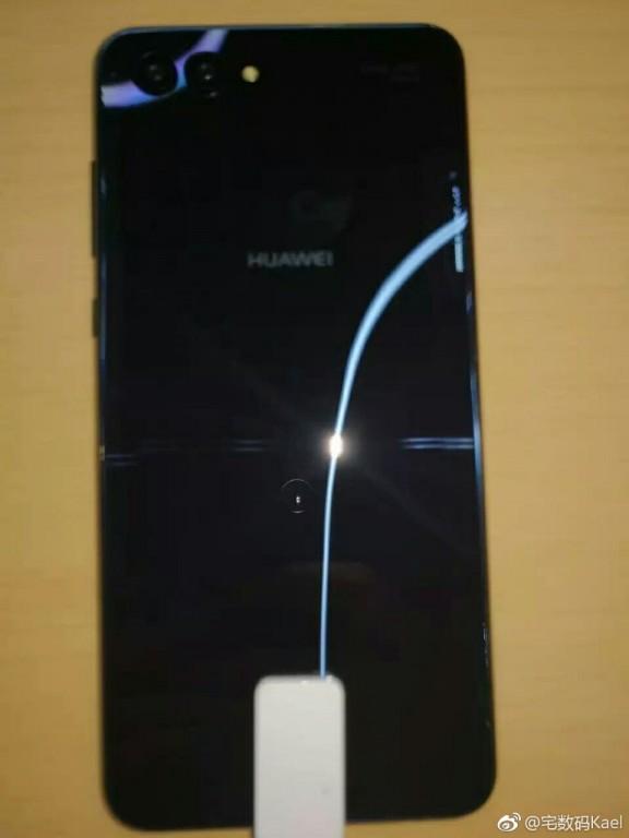 huawei nova 2S дизайн