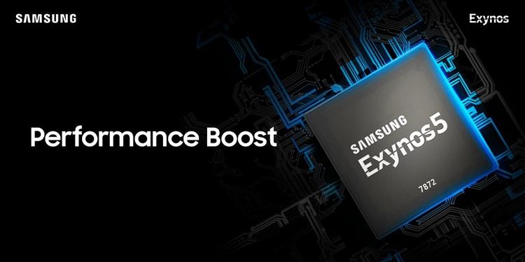 процессор Exynos 7872