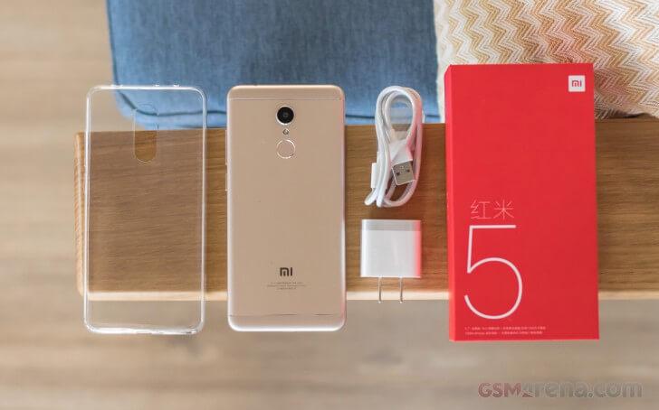 обзор Xiaomi Redmi 5