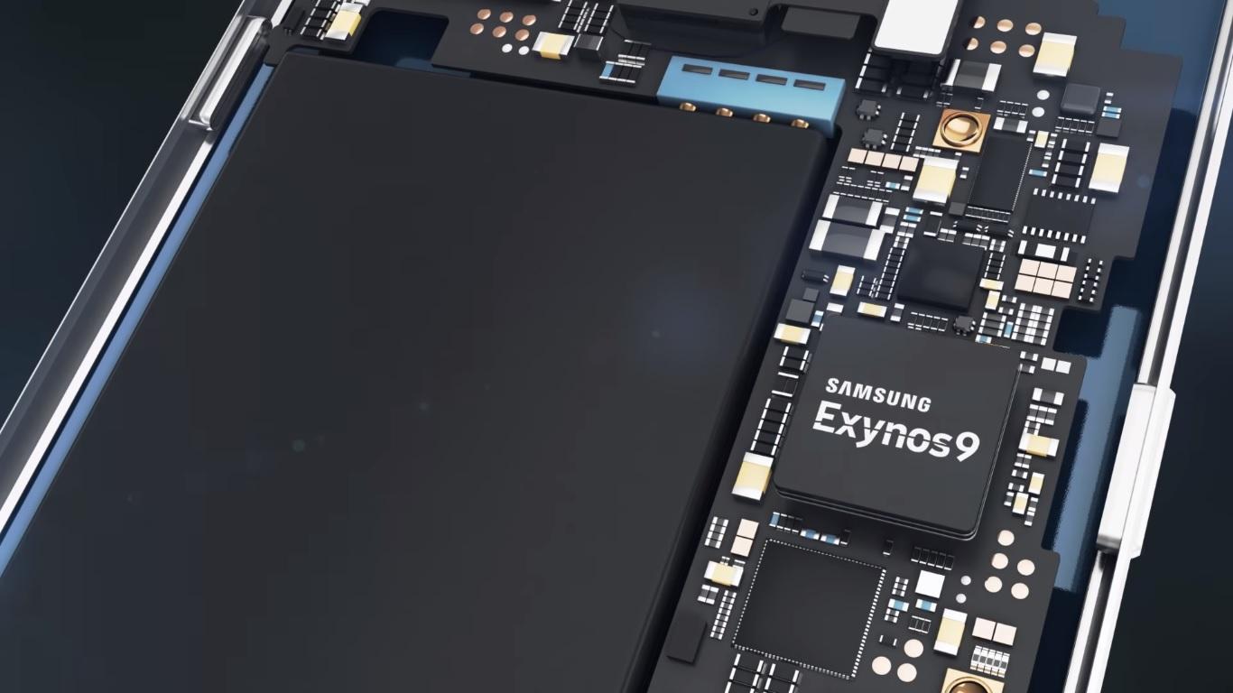 Exynos 9810 — процессор для Samsung Galaxy S9