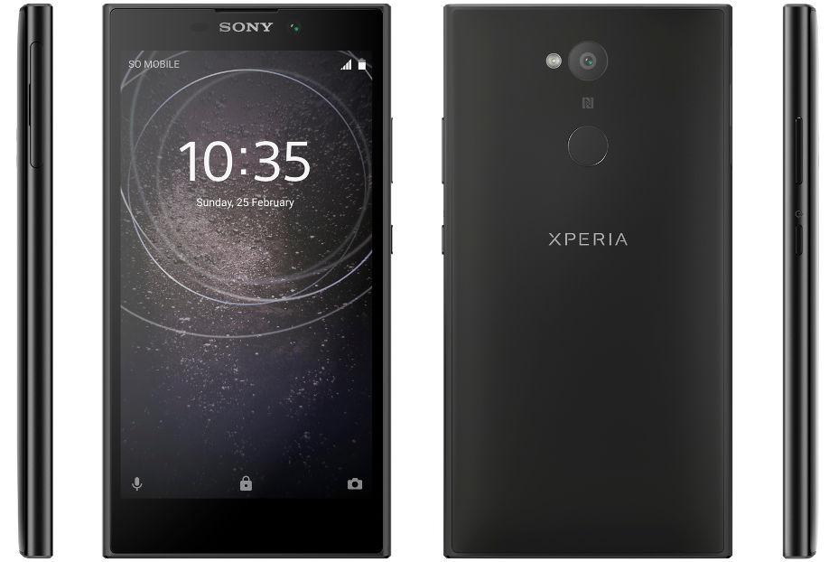 новый смартфон Sony 2018 Xperia L2