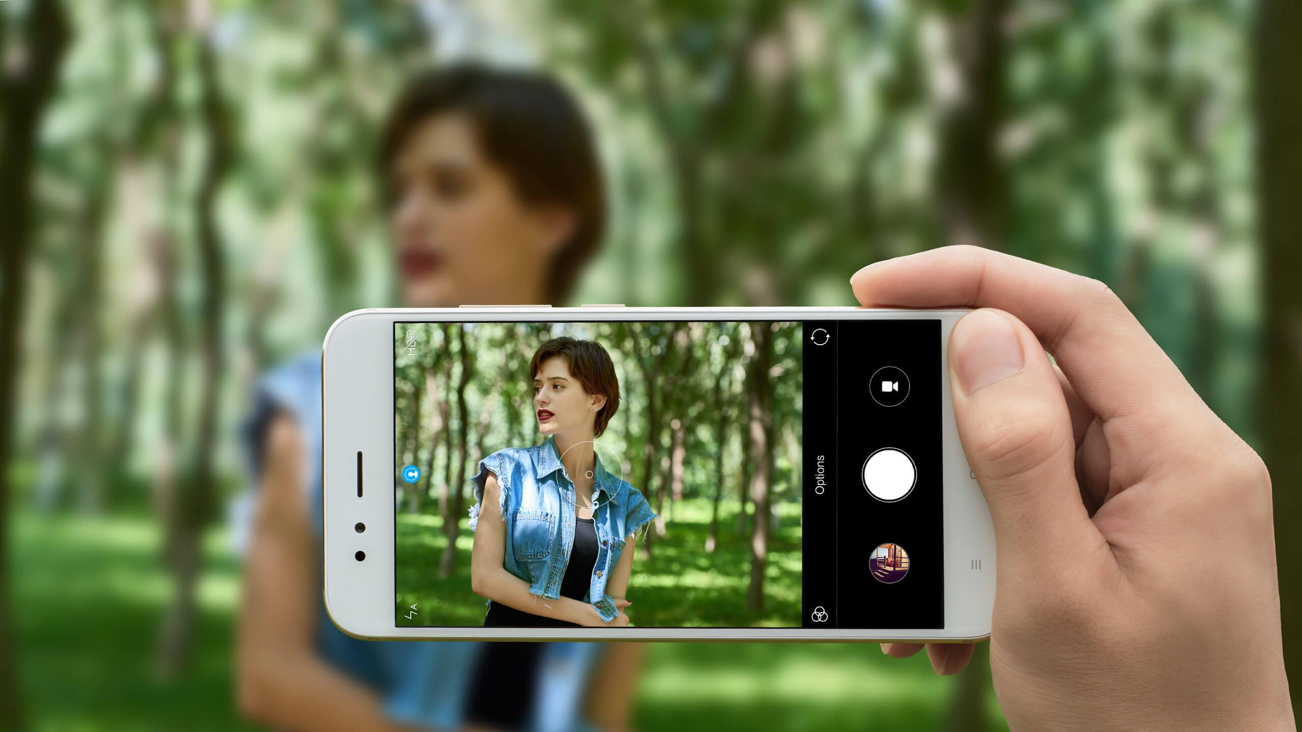 обзор камеры Xiaomi Mi A1