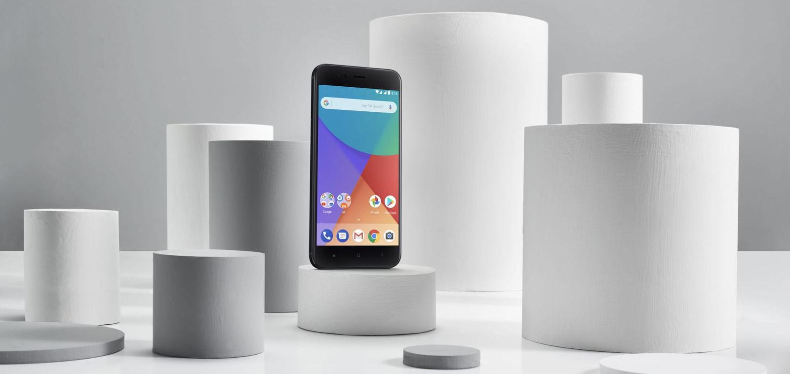 Обзор Xiaomi Mi A1: внимание к деталям