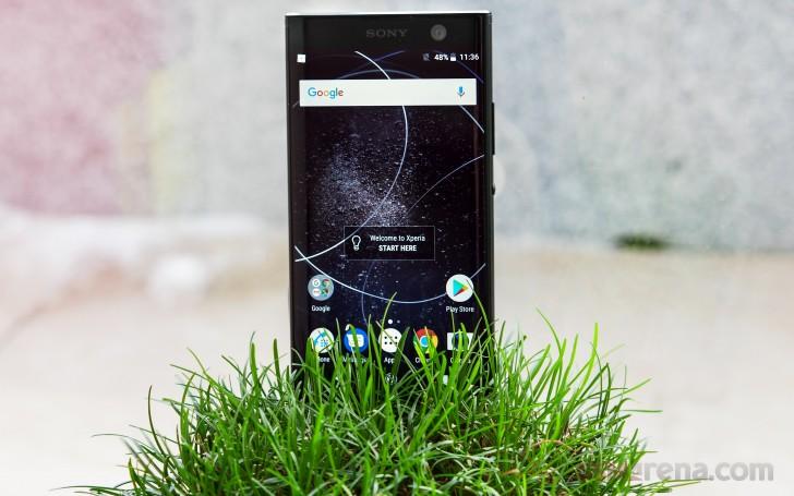 новый смартфон Sony 2018 Xperia XA2