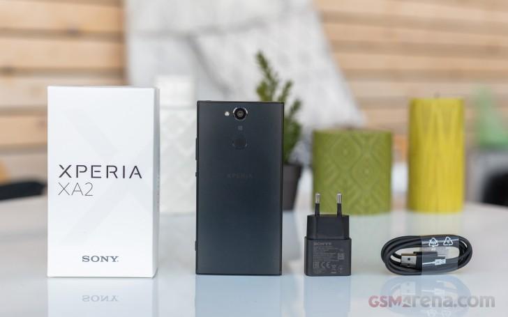 Sony Xperia XA2 обзор