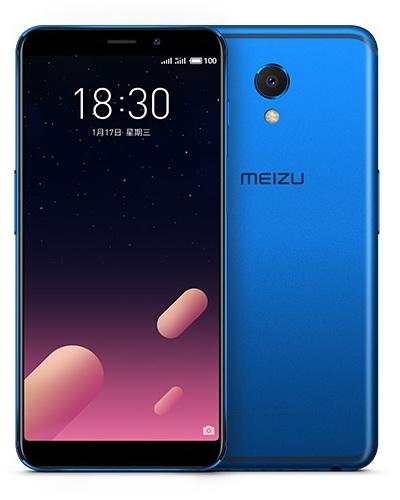 Цена Meizu M6s в Украине синий