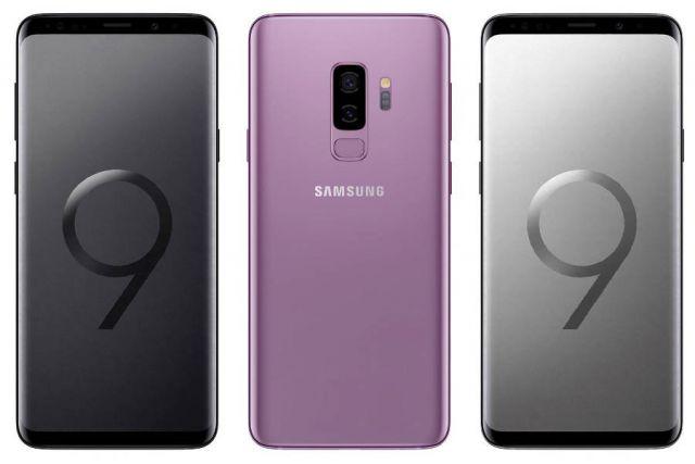 Galaxy S9+: первый флагман Samsung с двойной камерой