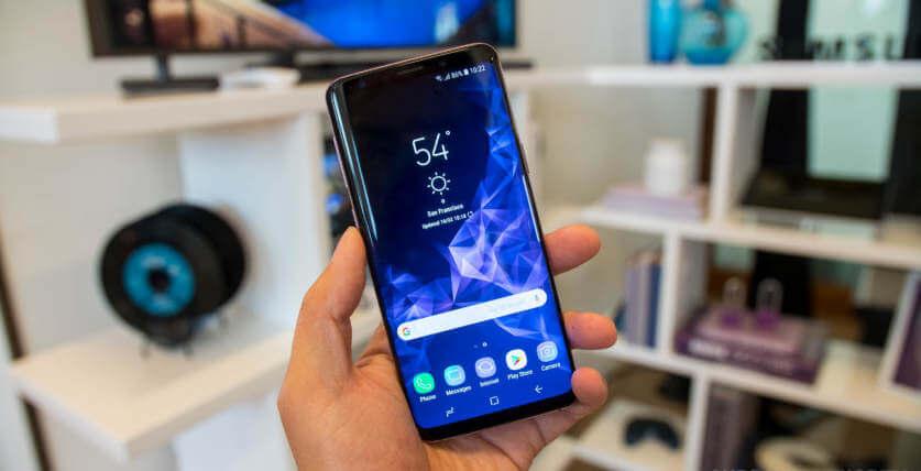 Samsung Galaxy S9 в Antutu 7 и других бенчмарках