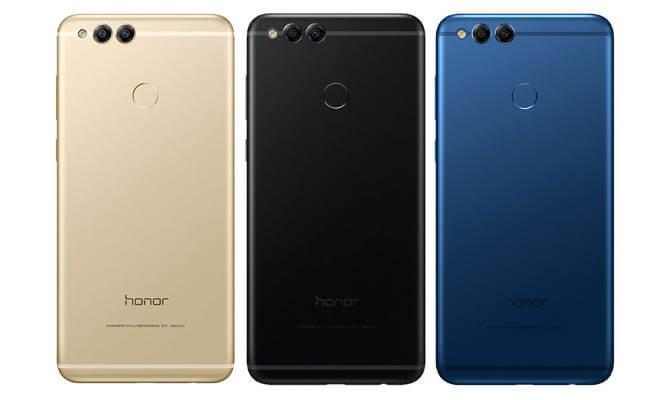 Honor 7X обзоры