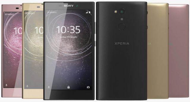 Sony Xperia L2: обзор и сравнение с Xperia L1