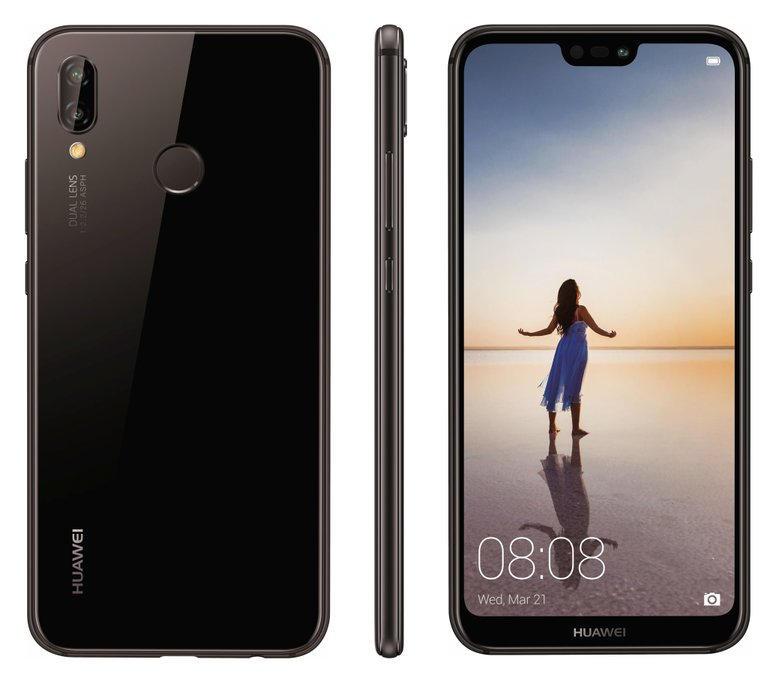 Сравнение Honor 10 и Huawei P20 Lite