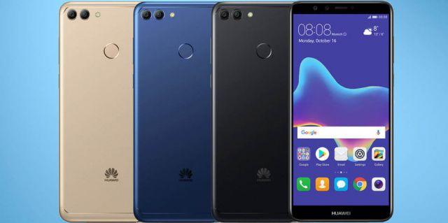 Смартфон Huawei Y9 (2018): все характеристики новинки