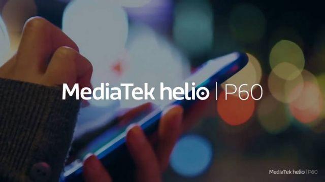MediaTek Helio P60: знакомимся с новинкой