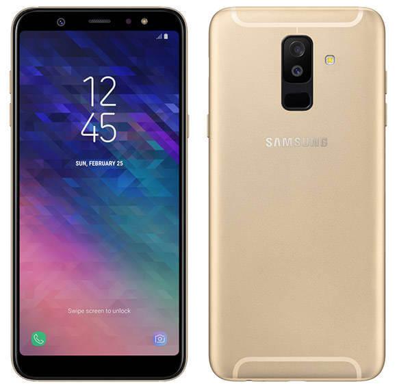 Galaxy A6 plus характеристики
