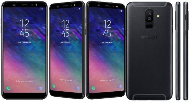 Все характеристики Samsung Galaxy A6 Plus