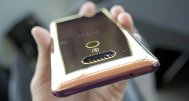 HTC U12+: плановое обновление флагманской серии