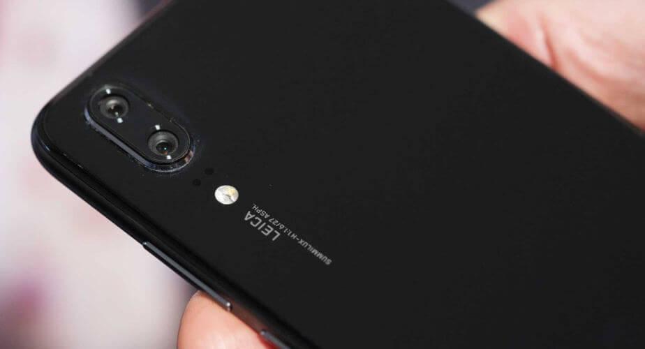 Huawei P20: примеры фото ЧБ и при плохом освещении