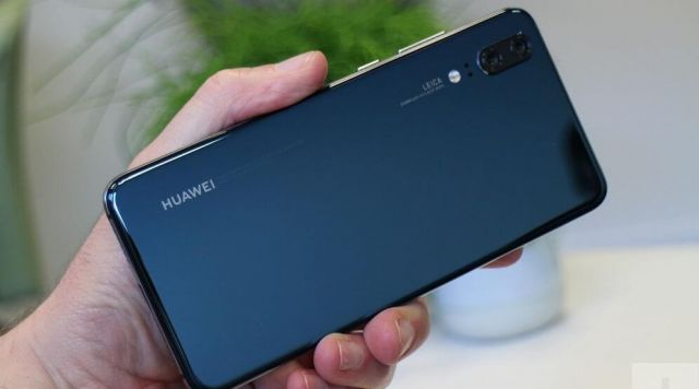 Мини-обзор Huawei P20: тесты, цифры, минимум слов