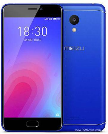 Meizu M6: недорогой смартфон с 8 ядрами