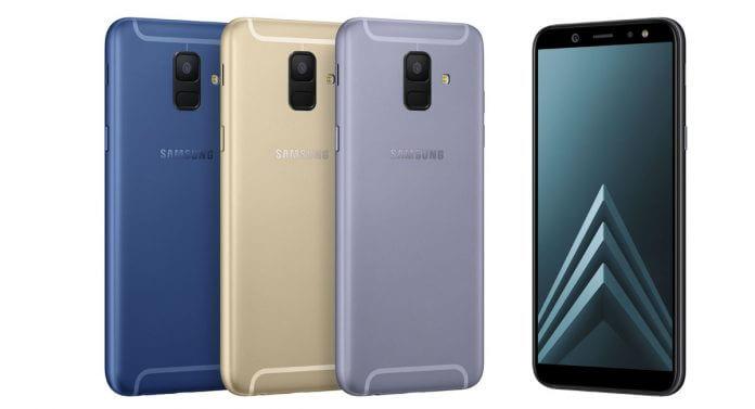 смартфон Galaxy A6 характеристики