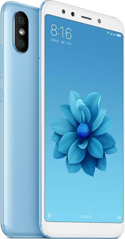 телефон Xiaomi Mi A2 характеристики цены