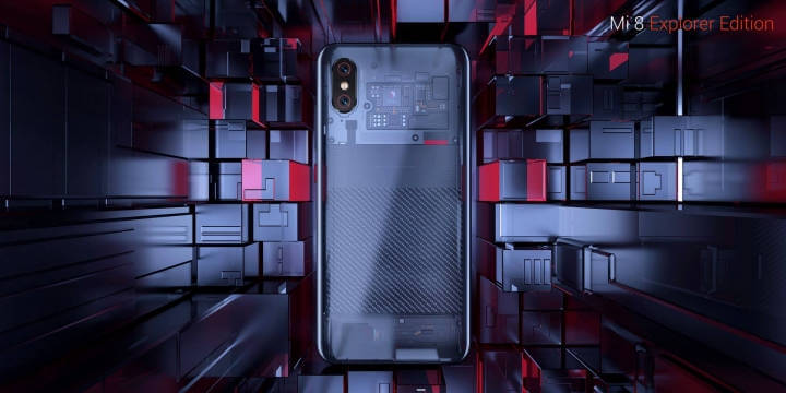 Xiaomi Mi 8 характеристики