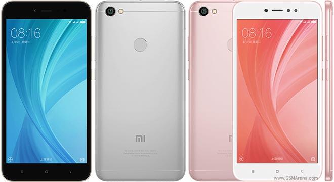 Xiaomi Redmi Note 5A: недорогой смартфон с большим экраном