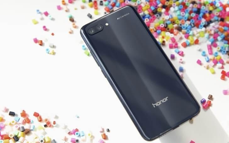 Huawei Honor 10: характеристики