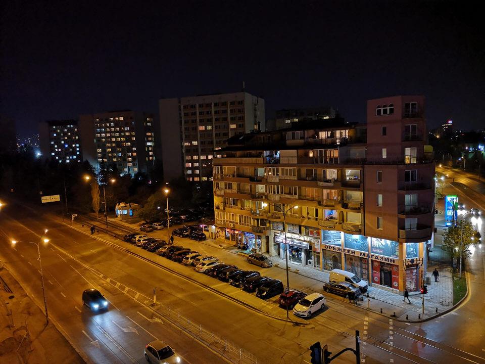 Huawei P20 примеры фото при плохом освещении
