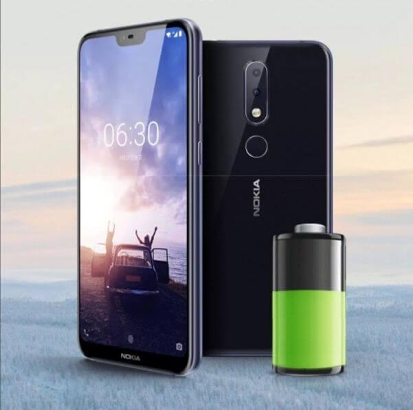 смартфон Nokia X6 характеристики