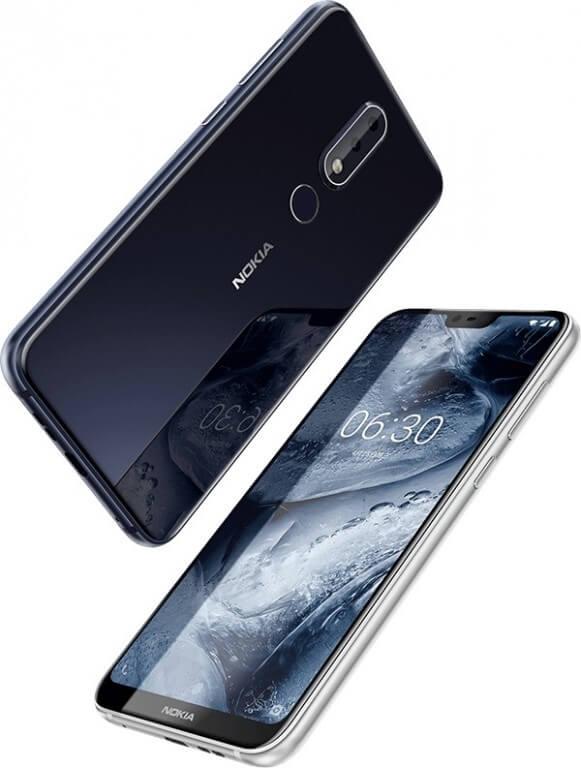 телефон Nokia X6 цена