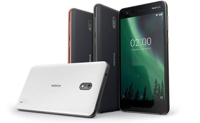 Nokia 2: недорогой смартфон с хорошей батареей