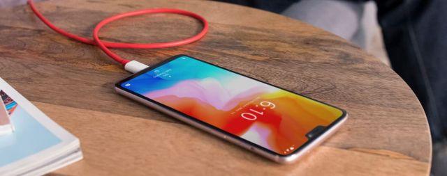 Сравнение OnePlus 6 и Galaxy S9 Plus
