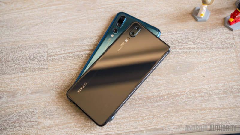 Huawei P20 и P20 Pro сравнение