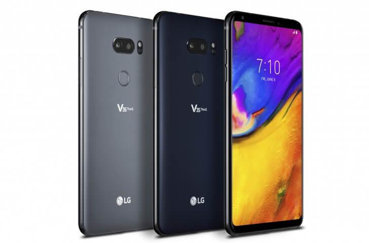 LG V35 ThinQ характеристики