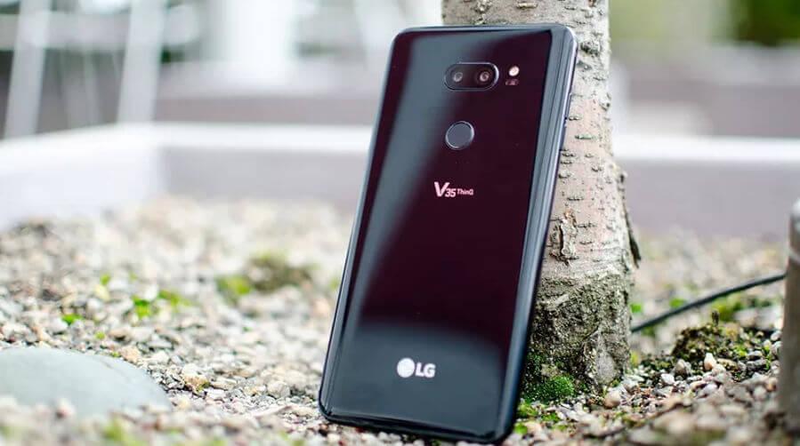 Смартфон LG V35 ThinQ: характеристики и цены
