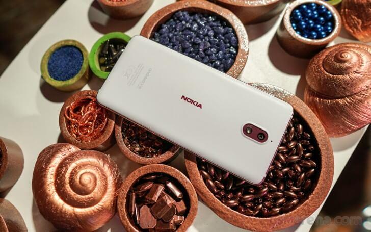 Nokia 3 1 характеристики