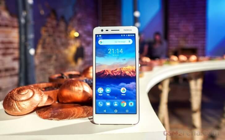 телефон Nokia 3 1 экран