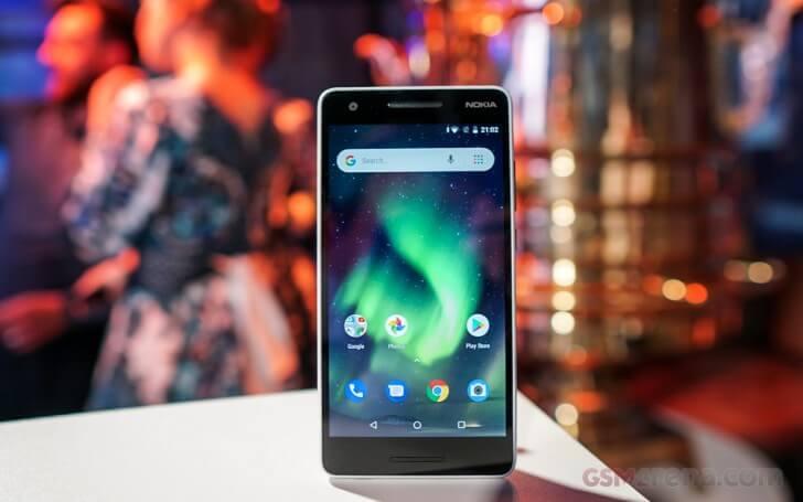 смартфон Nokia 2.1 характеристики