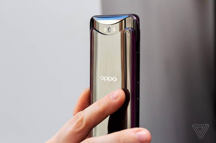 Самые интересные смартфоны: Oppo Find X