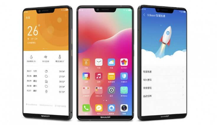 смартфон Sharp Aquos S3 High Edition характеристики
