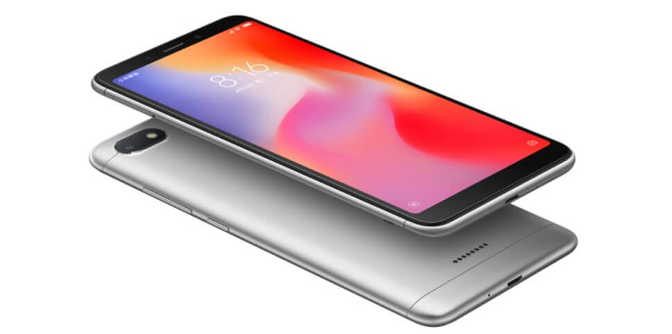 Xiaomi Redmi 6A: характеристики и цены