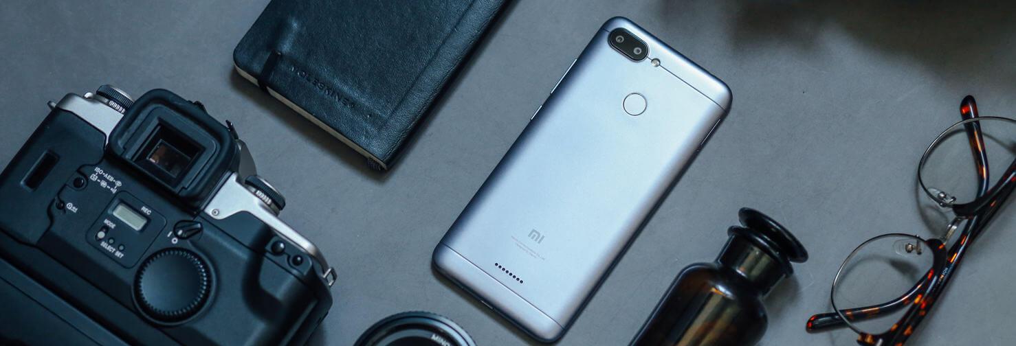 Смартфон Xiaomi Redmi 6: характеристики и цены