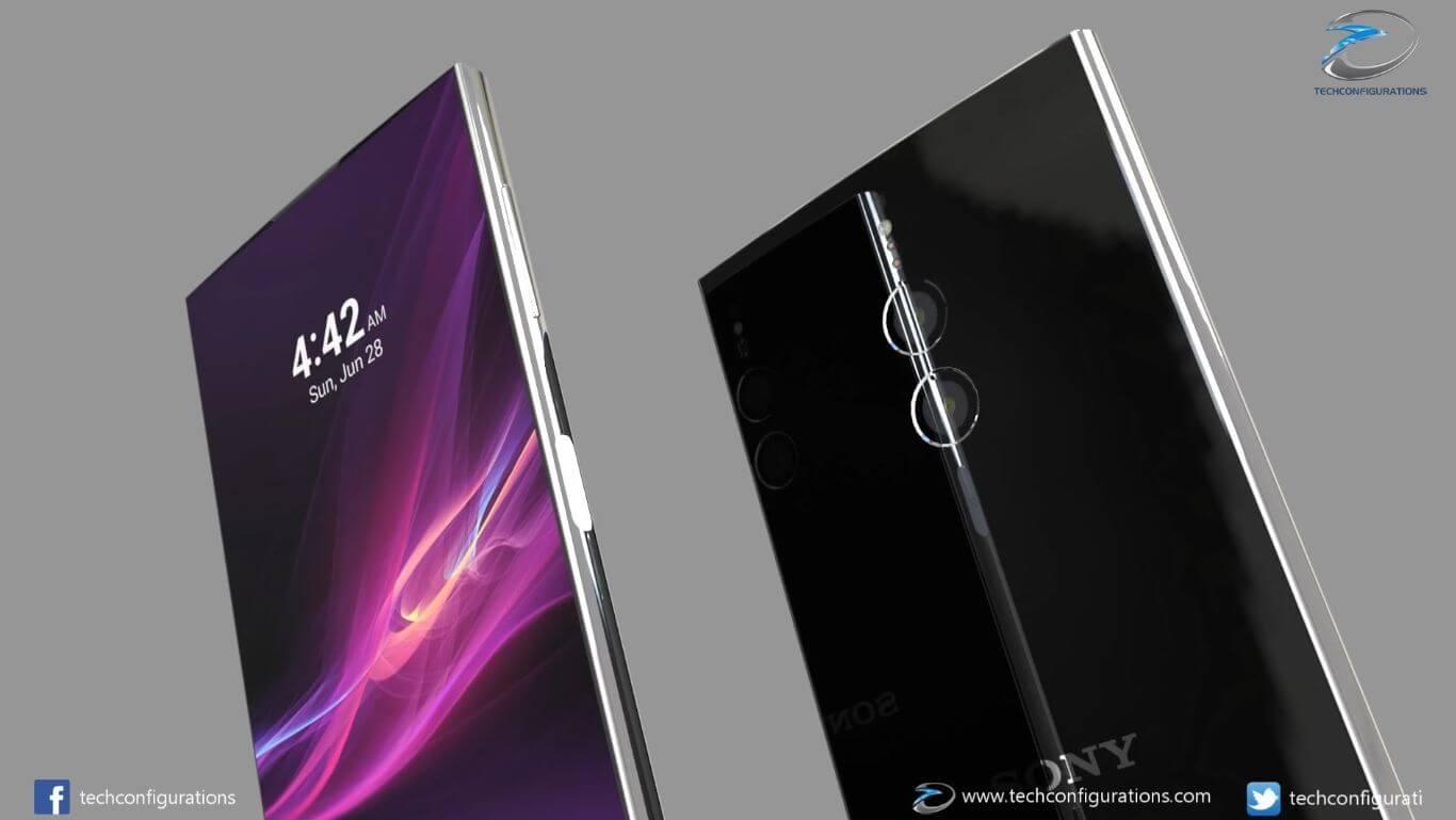 смартфон sony xperia xz3 инфинити дата выхода