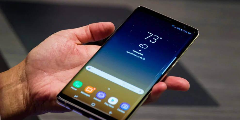 Samsung Galaxy Note 9: дата выхода, характеристики
